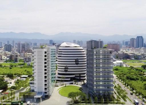 中國醫藥大學水湳智慧校園榮獲今年「109年國家永續發展獎」教育類殊榮。