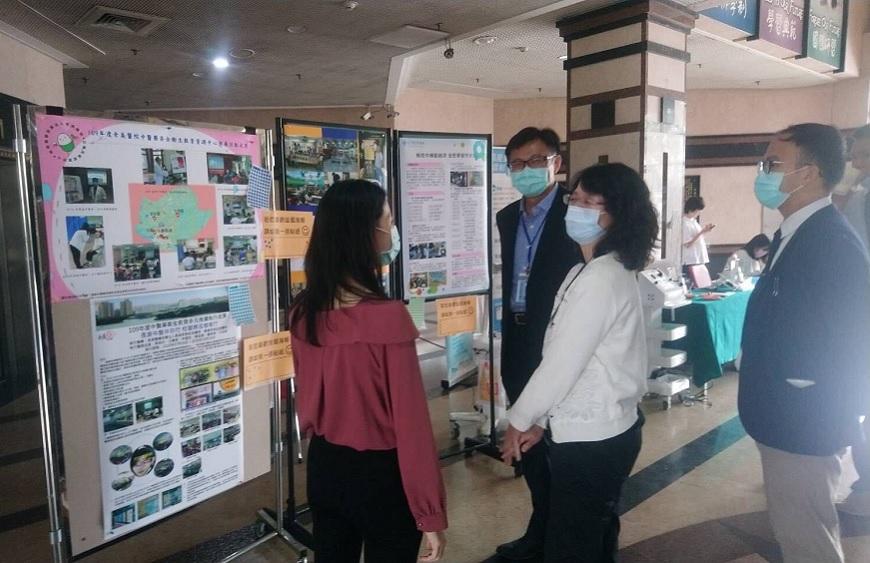 中西醫結合科顏宏融醫師|中國附醫深耕社區 落實中藥用藥安全與衛生教育