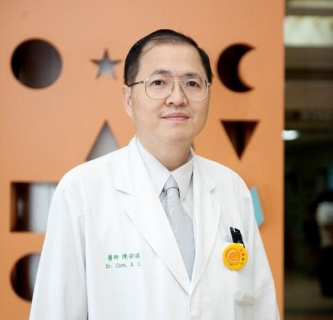 兒童醫院兒童肝膽腸胃科-陳安琪主任