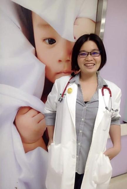 兒童醫院新生兒科-林湘瑜醫師