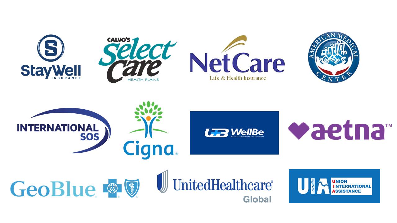 中國醫藥大學附設醫院 國際醫療中心 合作保險公司