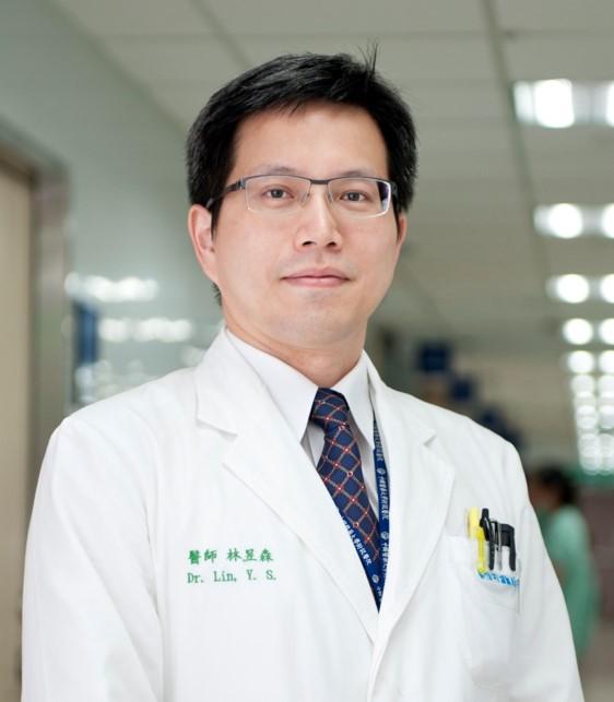 外科部胸腔外科-林昱森醫師