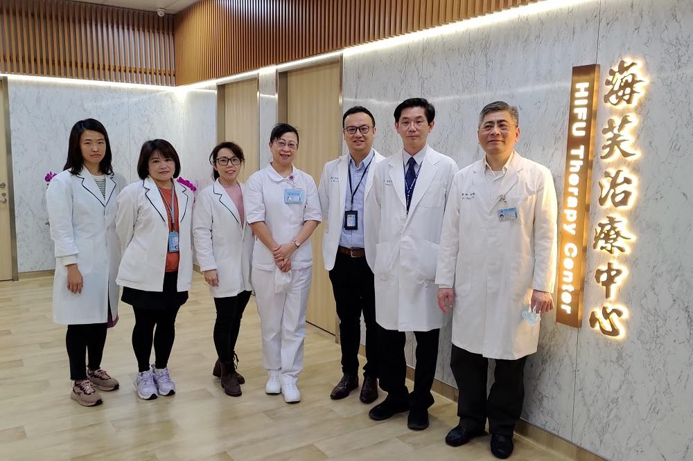 子宮肌瘤治療 無創術式海芙刀