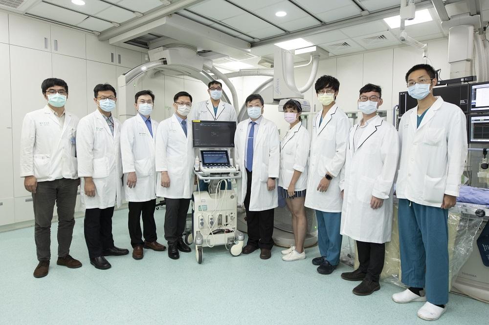 24小時運作全年無休的急性溶栓治療團隊