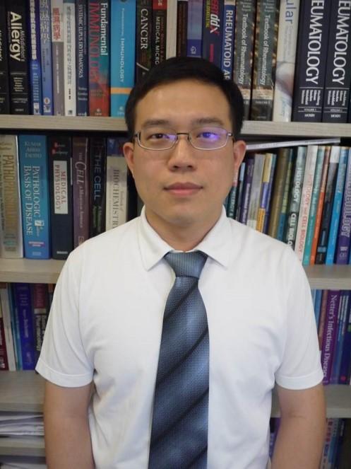 教學部技能及模擬訓練中心-吳柏樟主任