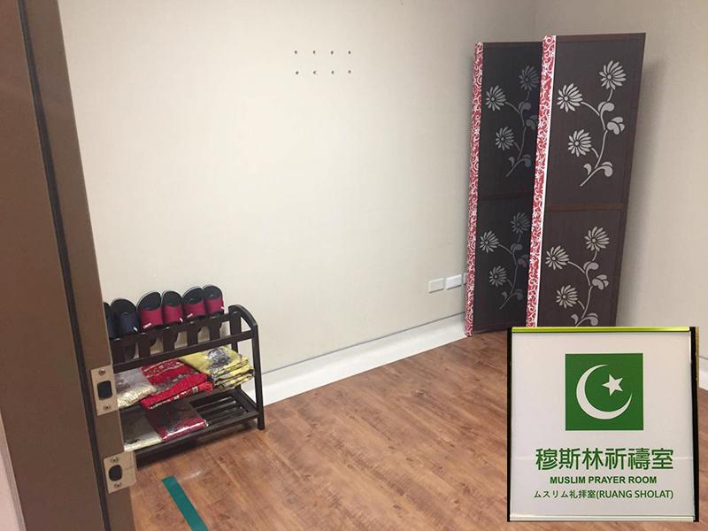 營造穆斯林醫療需求 中國附醫獲中國回教協會穆斯林友善環境認證