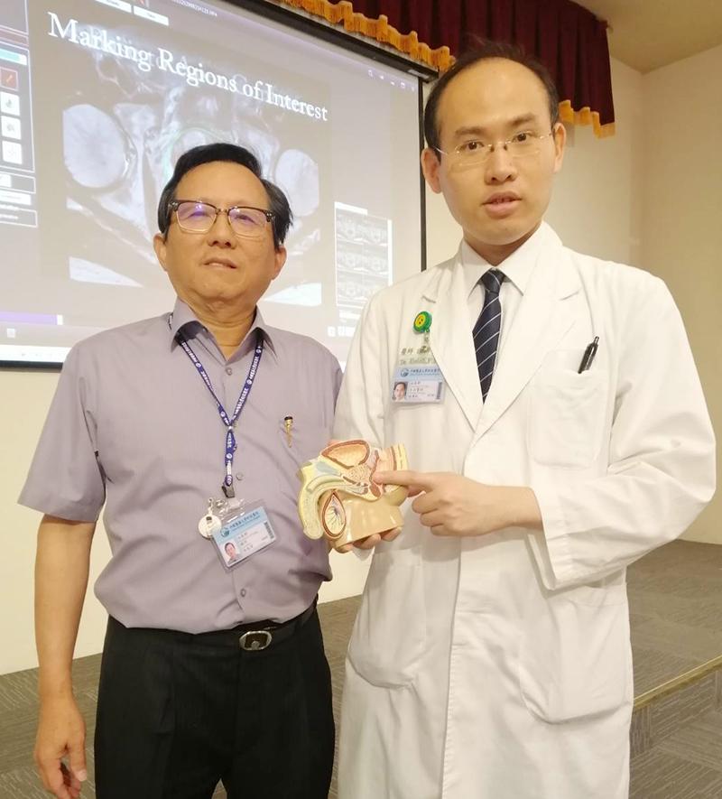 磁振造影與超音波影像融合切片 改變攝護腺癌診斷模式
