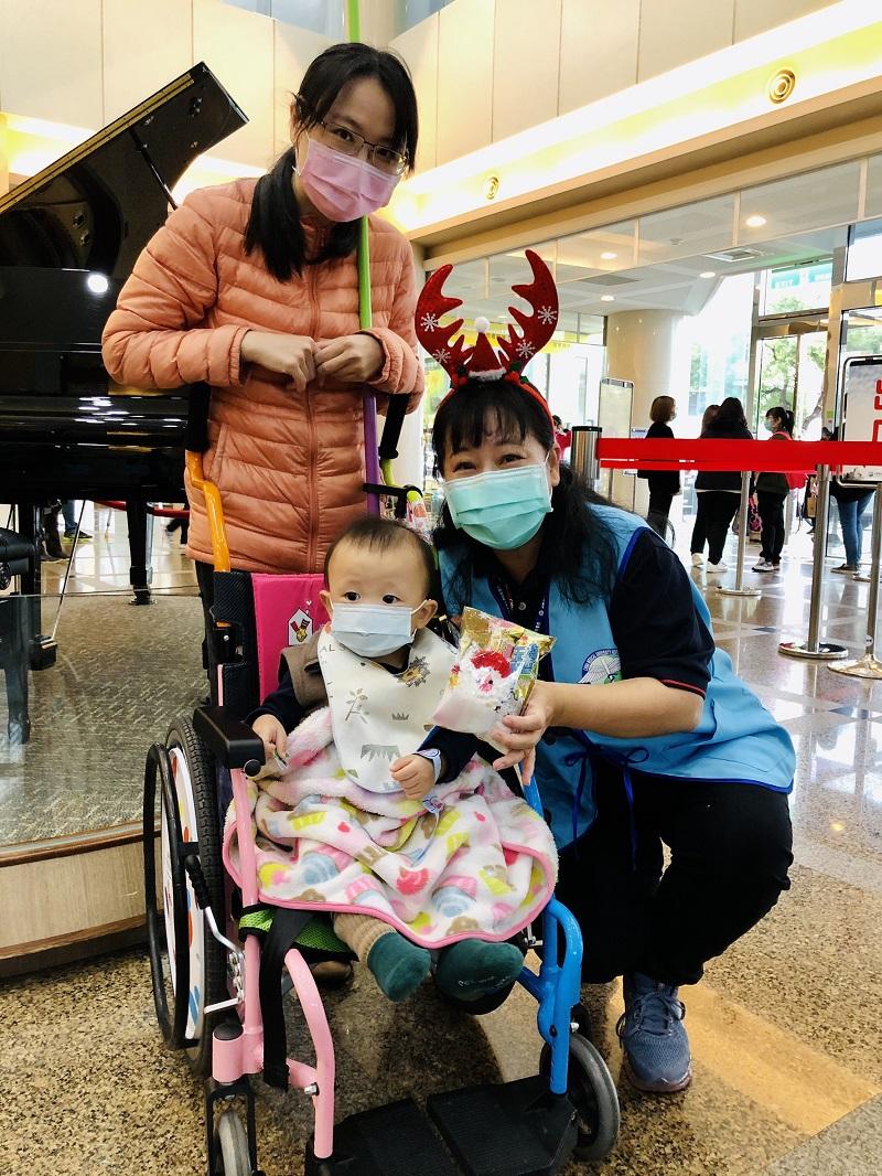歲末聖誕音樂饗宴 中國附醫傳遞暖心祝福