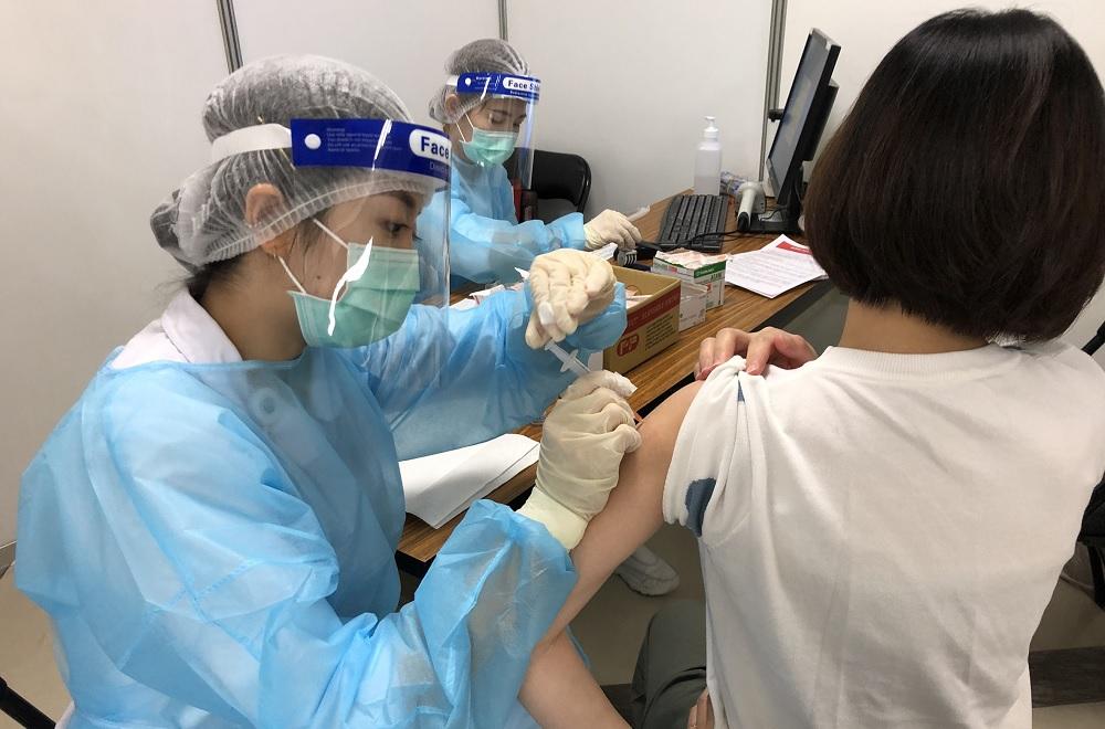 中國附醫開放莫德納疫苗預約