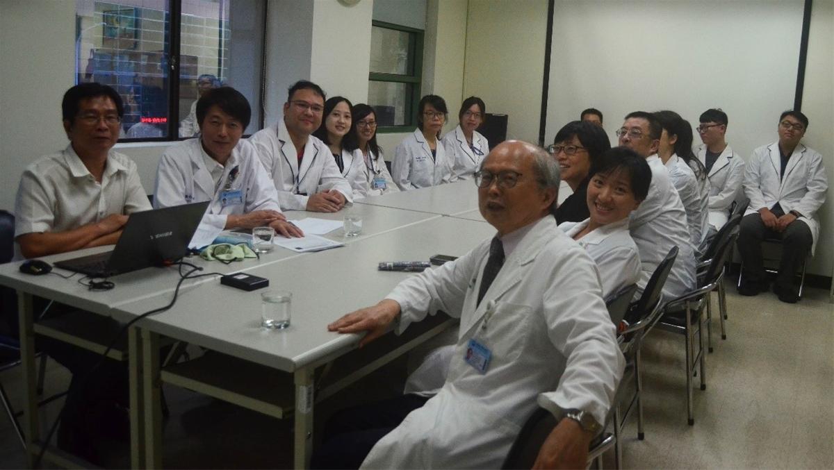 跨領域精準醫學專家會議