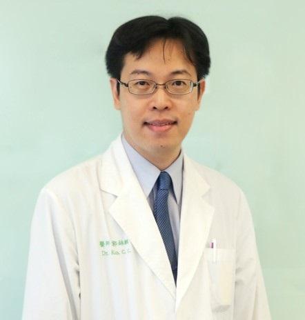 醫學研究部-郭錦輯副主任