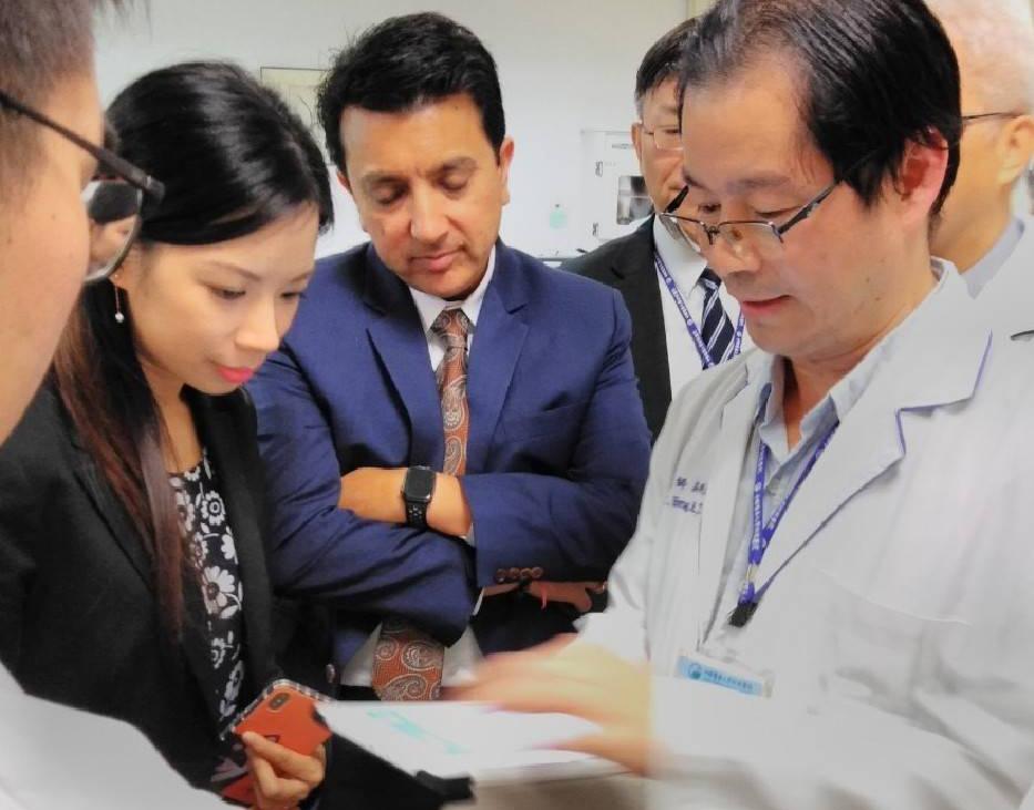 醫療照護品質接軌國際 中國醫藥大學附設醫院 通過HIMSS EMRAM最高等級認證肯定