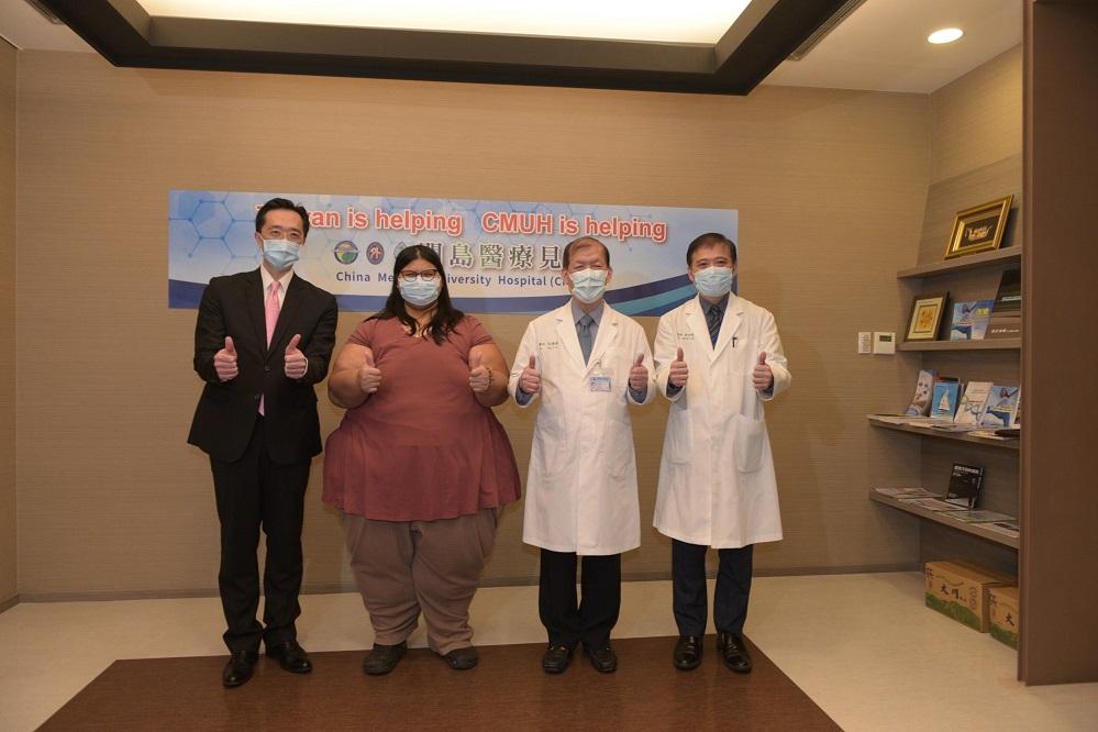 突破疫情封鎖 關島人道醫療見證台灣醫療暖實力