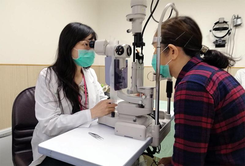 眼科部夏寧憶醫師:防疫不馬虎,小心肺炎病毒從「眼」入