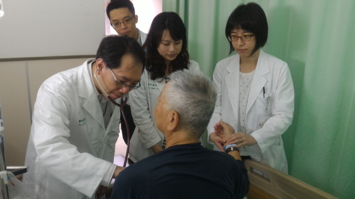 """The first case of """"Integrative TCM and Western Medical Care"""" jointly performed by the Department of Integrated Traditional Chinese Medicine and Western Medicine and the Department of TCM Internal Medicine"""