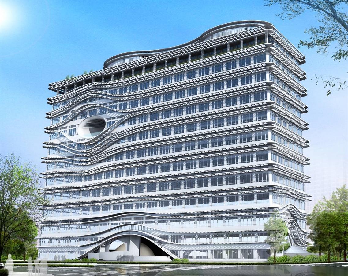 台中水湳校區是台灣AI智慧大學的亮點、世界級的新地標