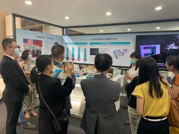 2020 亞洲生計大會 多維列印中心展區1