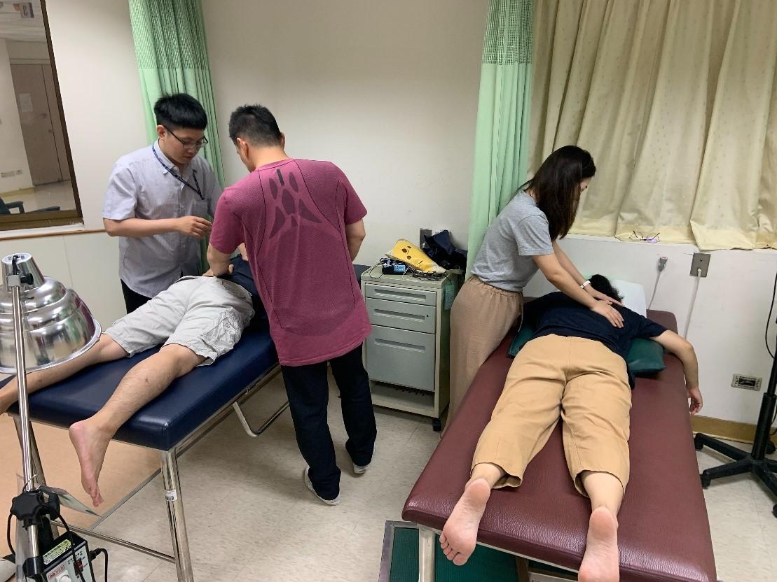 中醫傷科舉辦傷科基礎推拿教育研習營2