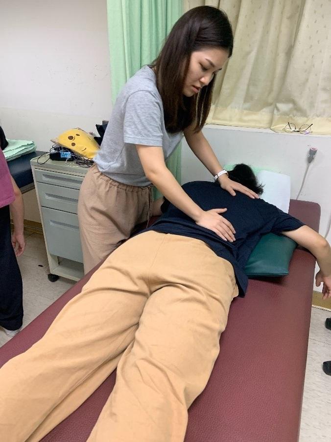 中醫傷科舉辦傷科基礎推拿教育研習營3