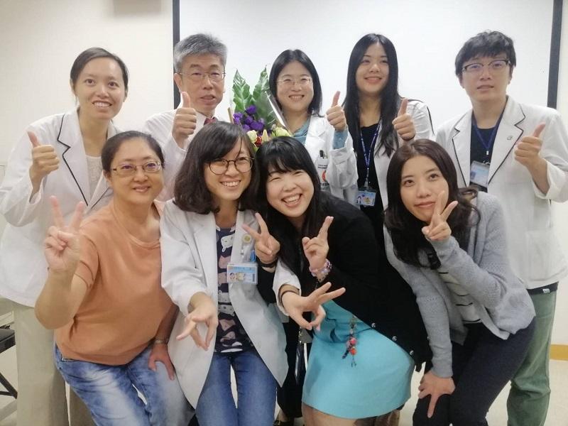 中國醫藥大學兒童醫院 兒童發展與行為科 醫療團隊