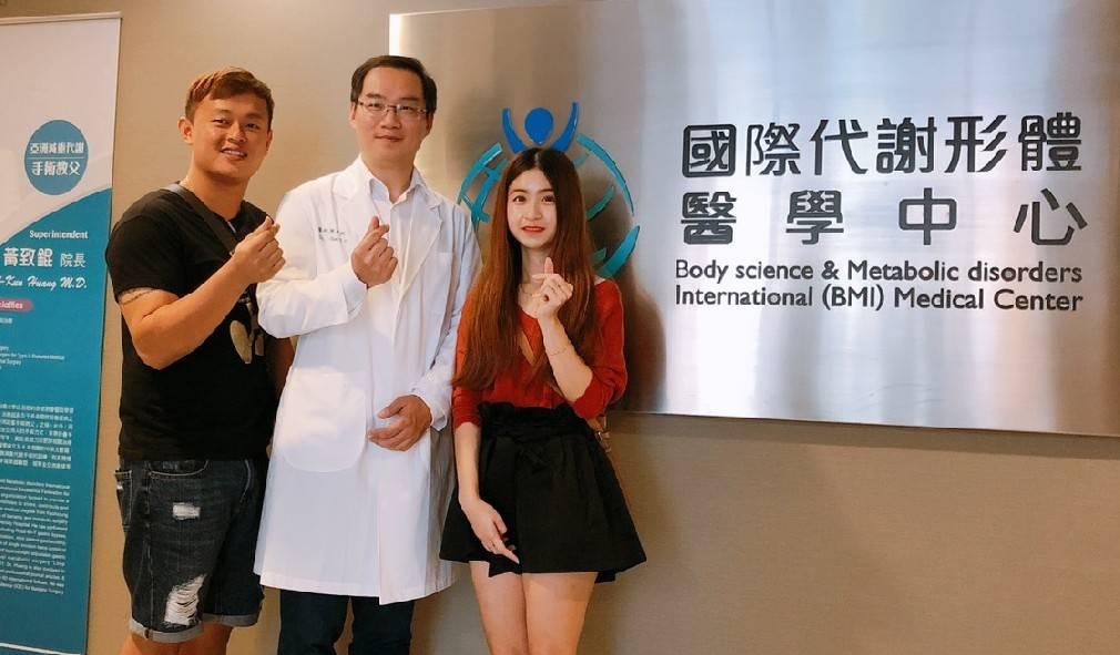 國際代謝形體醫學中心陳彥州醫師》馬來西亞四胞胎媽咪產後嚴重腹直肌分離 | 跨海來台進行腹部整形手術