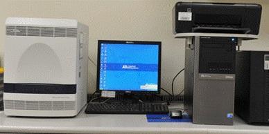 ABI prism 7500 fast即時定量PCR系統