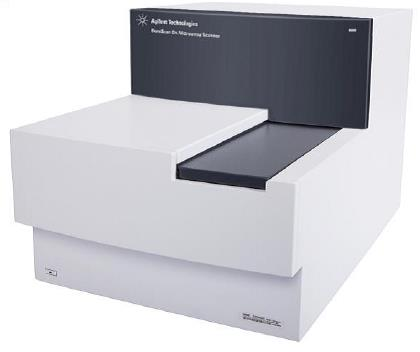 Agilent SureScan Microarray Scanner System