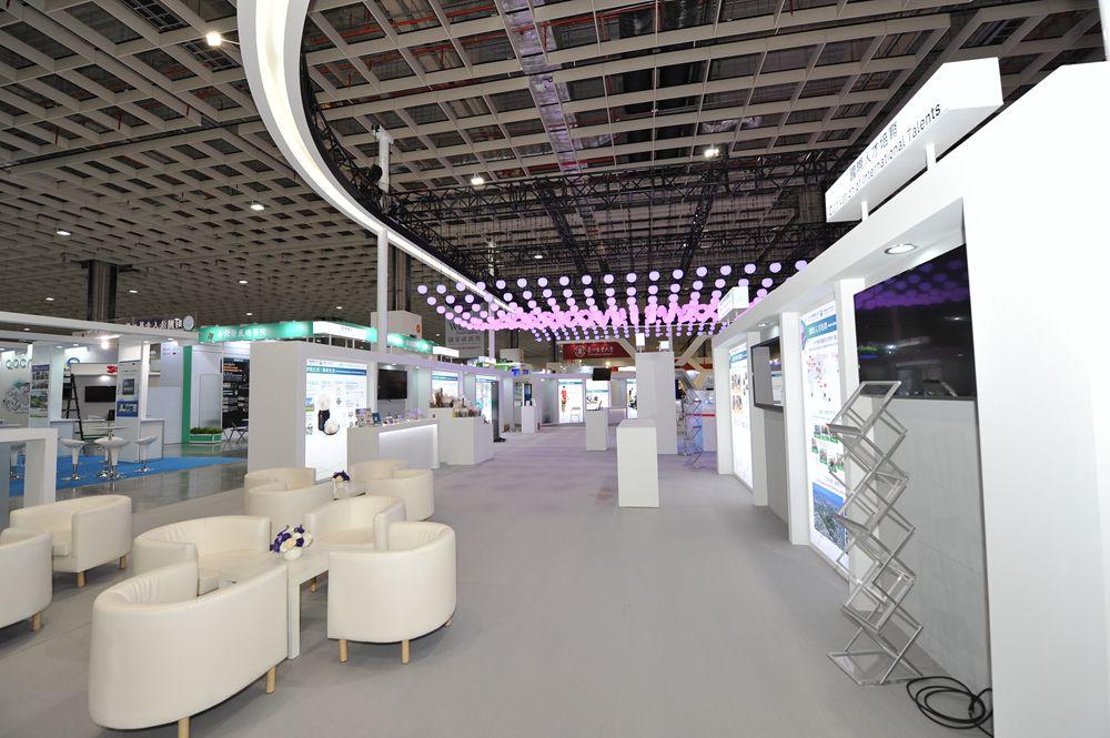 中國醫藥大學附設醫院 | 2018台灣醫療科技展 | 展館裡外360度面面觀