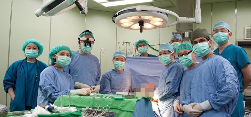 Liver Transplant Team