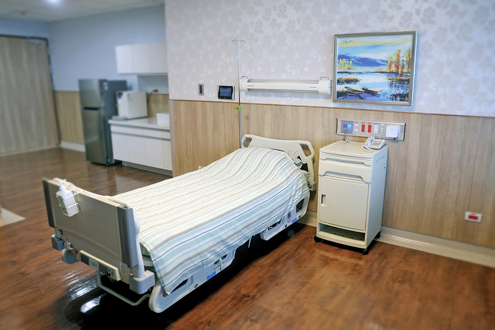 中國醫藥大學附設醫院 智慧病房