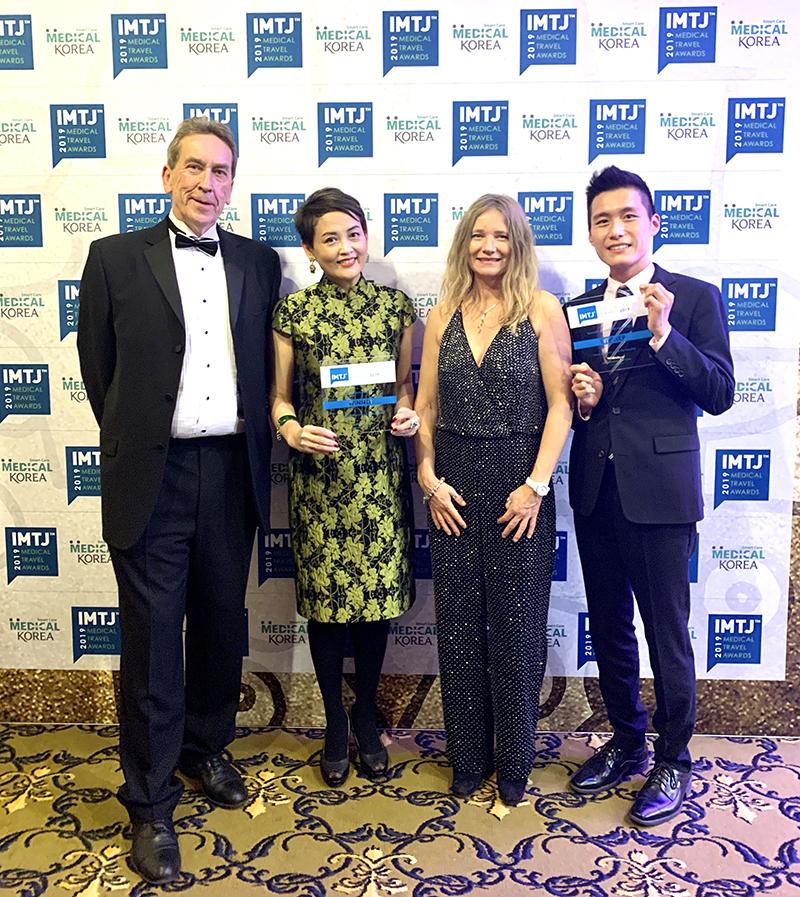 「IMTJ醫療旅遊大獎」中國附醫獲兩獎 | 醫療.服務.行銷三位一體 台灣醫療軟實力躍上國際