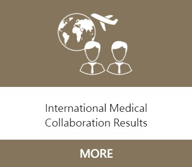 International Medical Collaboration Results