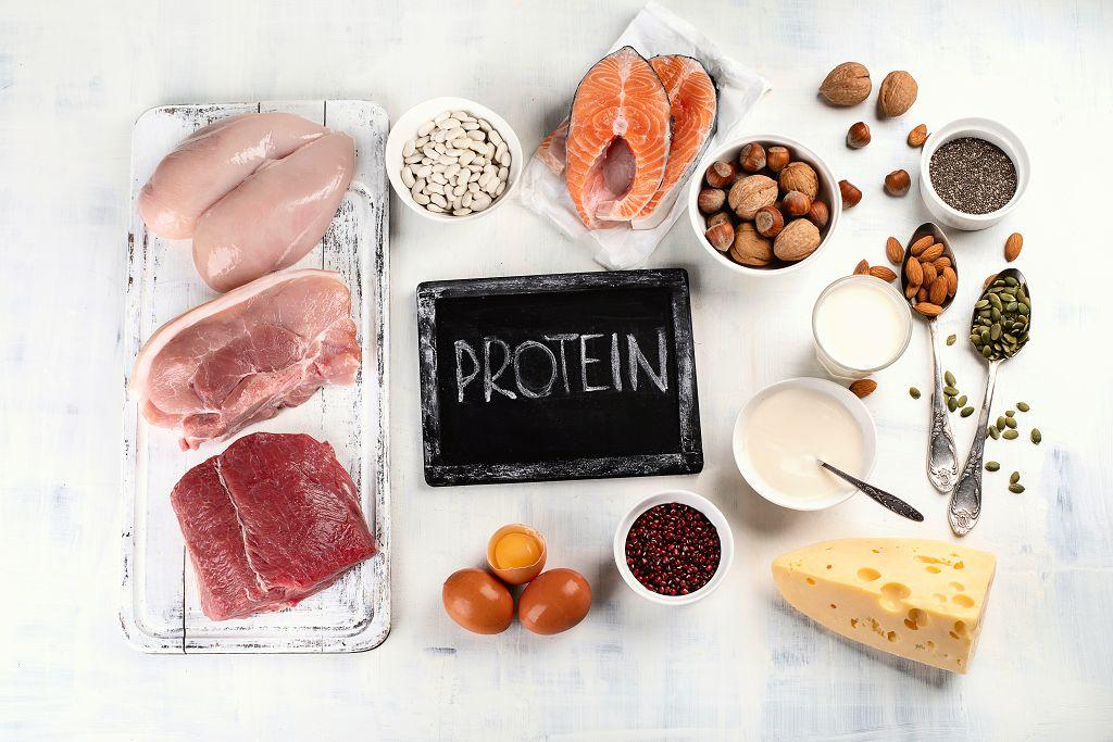 好的優質蛋白質