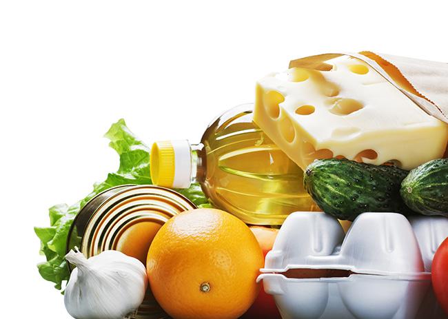 攝取均衡飲食