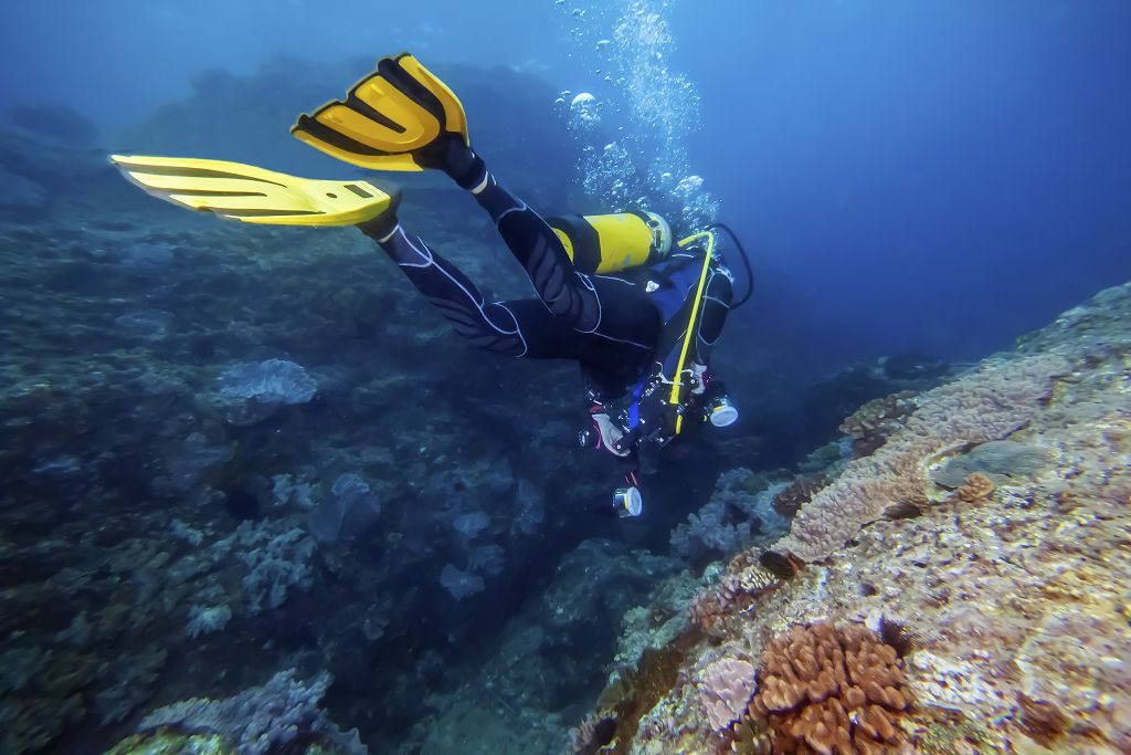 潛水時發生減壓症的預防與治療