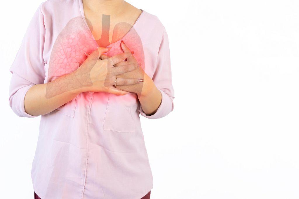 咳嗽有痰、容易喘,恐是慢性阻塞性肺病,中醫調理促改善
