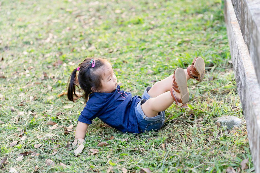 孩子平衡變差、容易跌倒,就是有感覺統合障礙嗎?