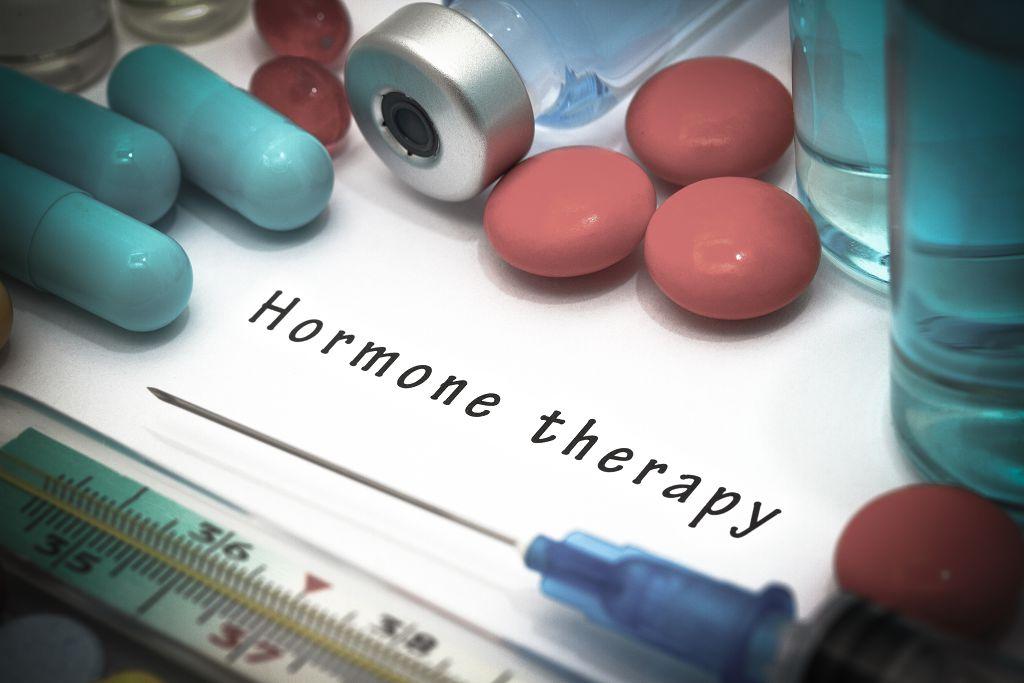 跨性別男性化賀爾蒙療法