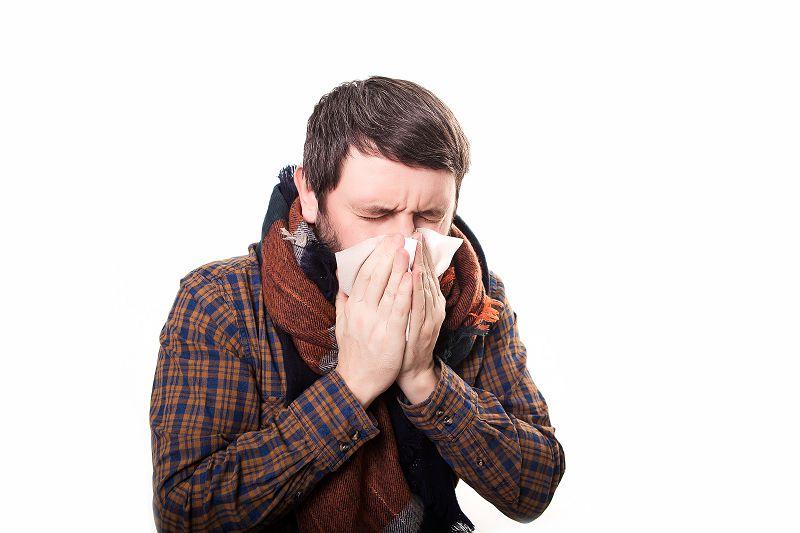 我感冒好久了! 其實… 可能是過敏性鼻炎或鼻竇炎