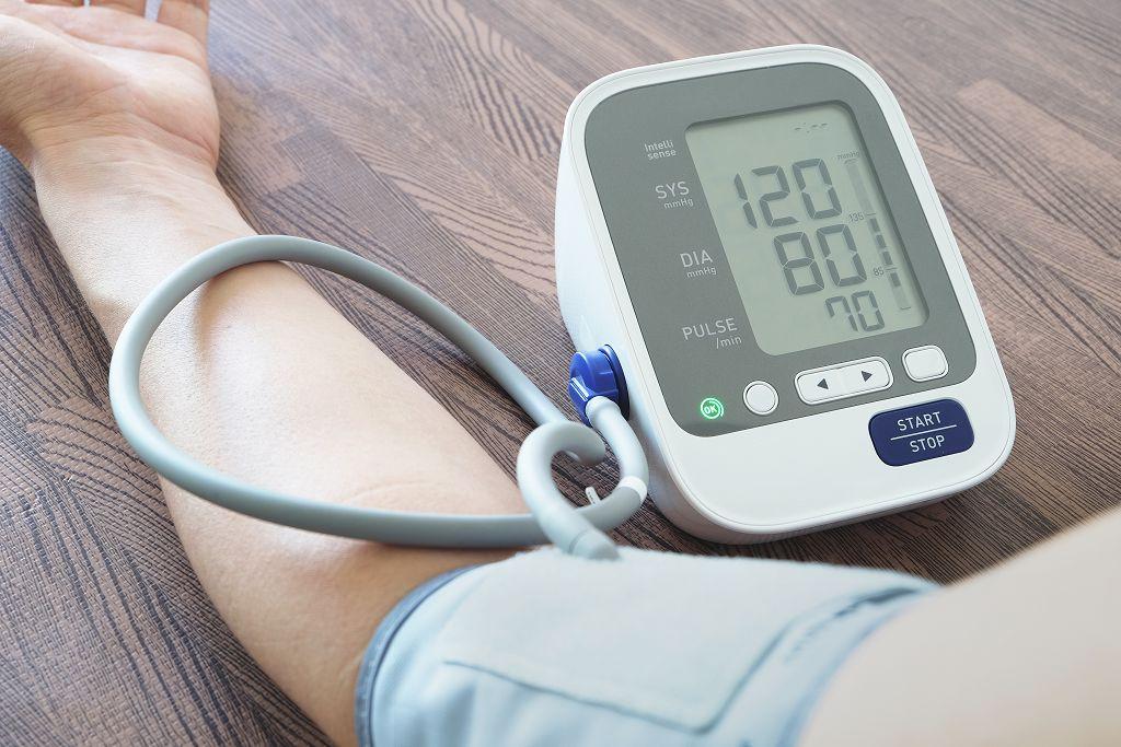 控制高血壓 遠離腦中風