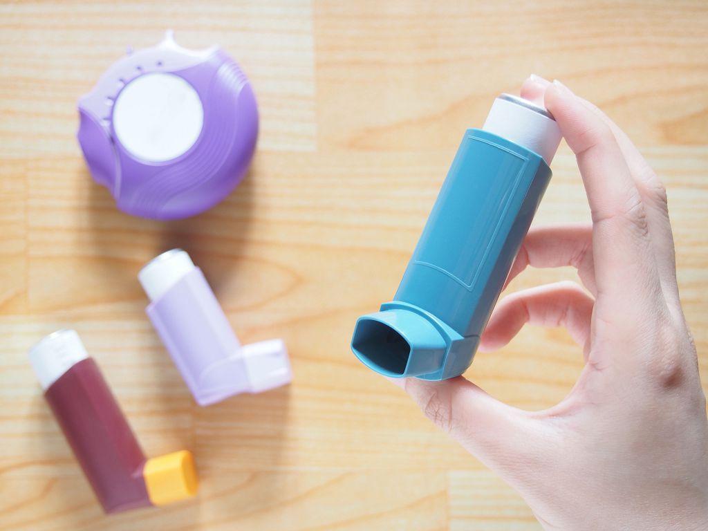 治療慢性阻塞性肺部疾病之吸入器介紹