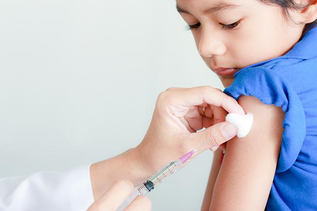 接種流感疫苗是預防感染第一步