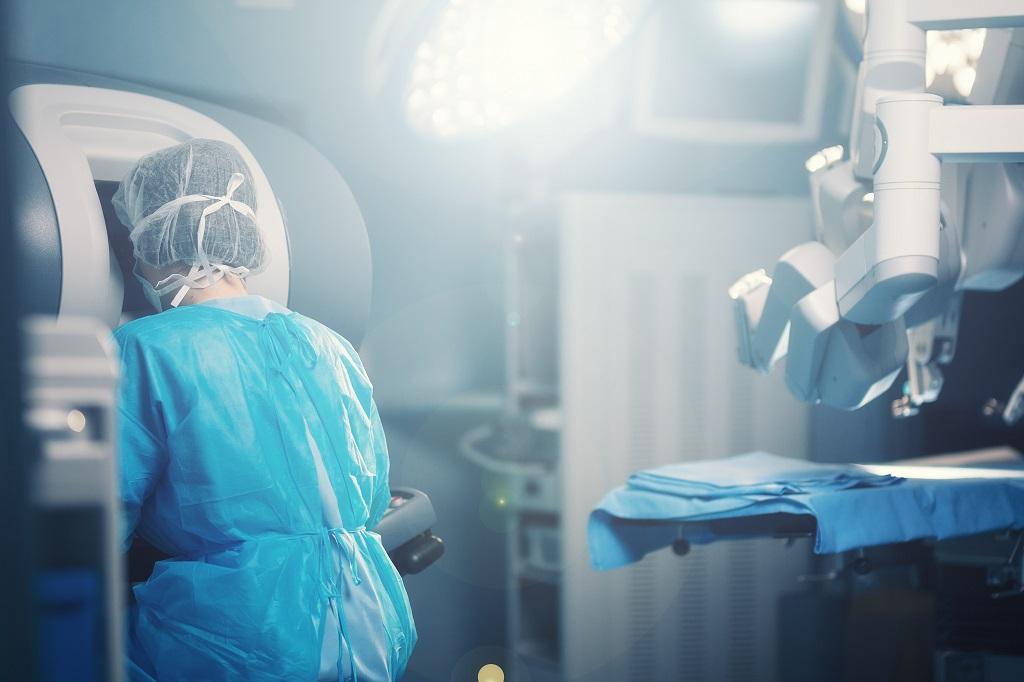 達文西機器手臂 部分腎切除手術