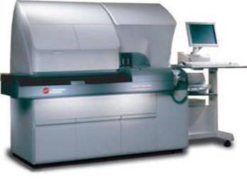 BECKMAN UniCelR DxI SYNCHRONR Clinical Systems DxI 800