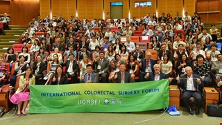 ICRSF 2016's Live Cutting-edge Surgeries and Gathering of World-leading Experts Means a Big Win for Patients with Colorectal Conditions
